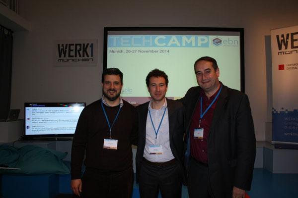 4th EBN TechCamp  Munich (Germany)