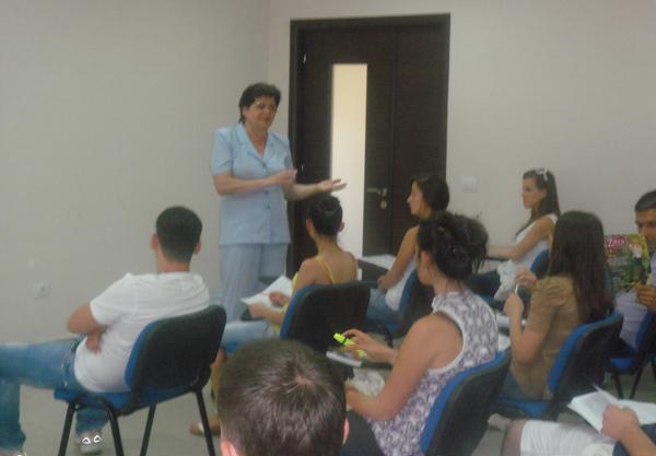 Konsultime për provimet me zgjedhje të maturës shtetërore, për vitin akademik 2010-2011.