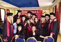 Ceremonia e Diplomimit 2011 u mbajt më 24 shtator në sallën e madhe të Hotel Adriatik në Durrës.