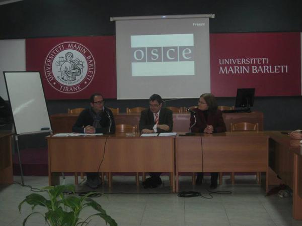 Ambasadori Rauning rreth rolit të OSBE-së në Shqipëri