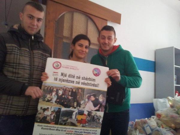 """Nisma""""Më shumë solidaritet për kë po humbet gjithçka!"""""""