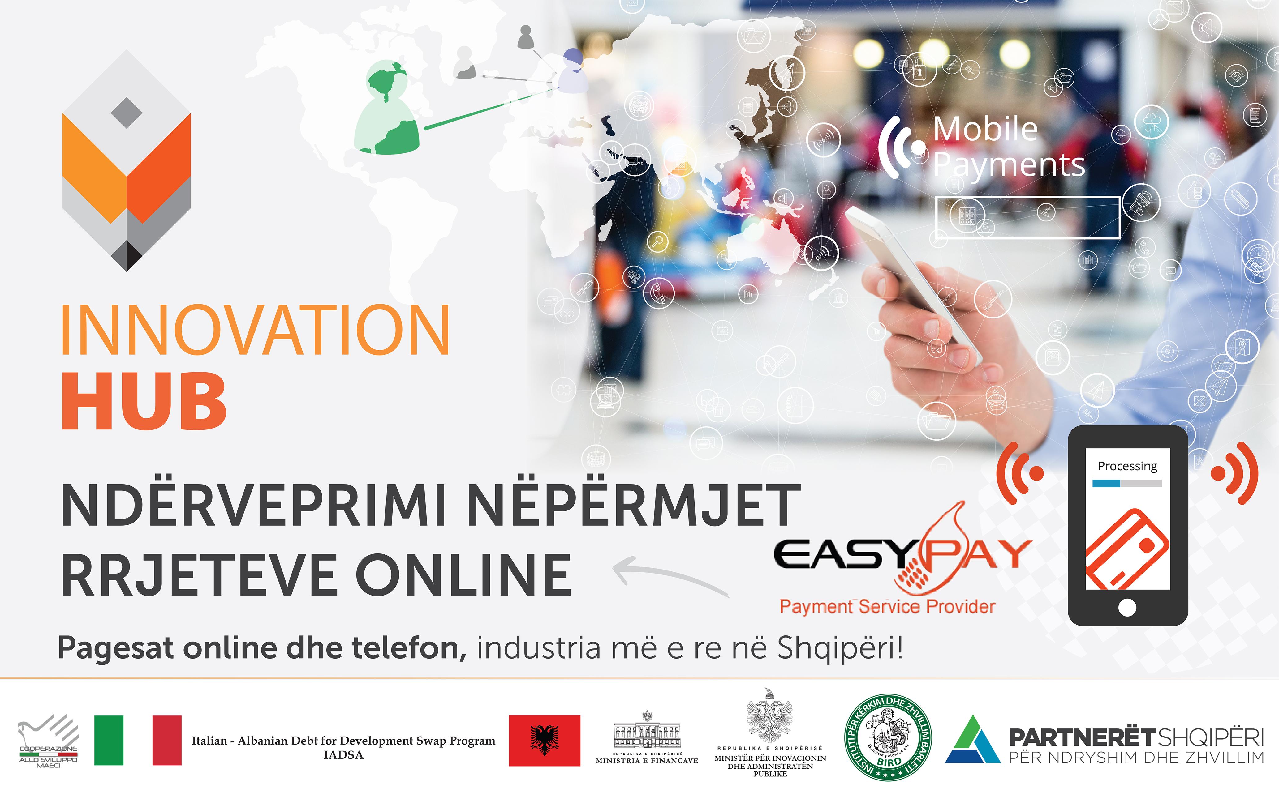 Ndërveprimi nëpërmjet rrjeteve Online. Pagesat online dhe telefon, industria më e re në Shqipëri!