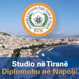 Seconda Universita degli Studi di Napoli është renditur i pari ndër të gjitha universitetet e rajonit të Campanias në Itali