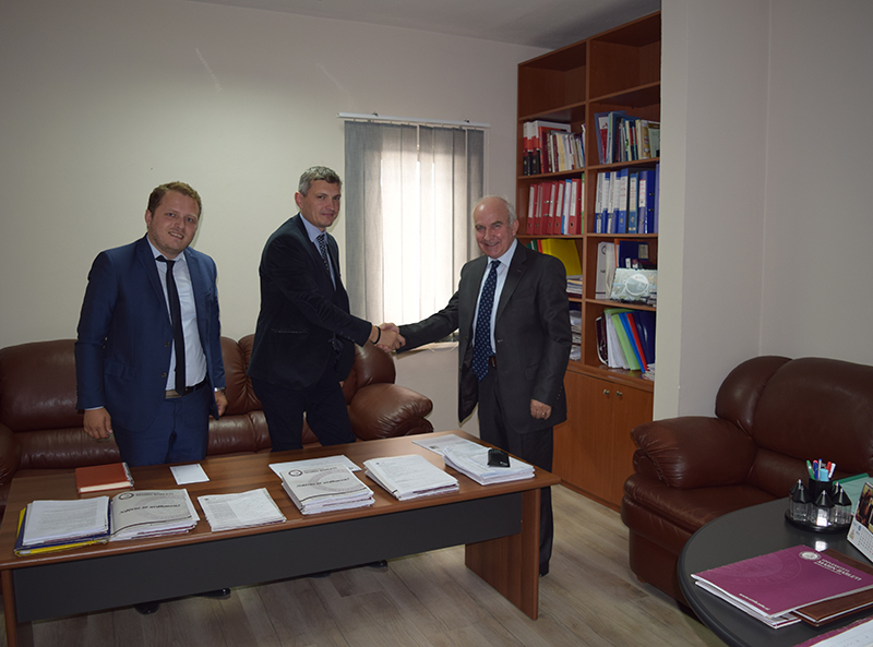 Bisedime dhe Marrëveshje me UNION Bank