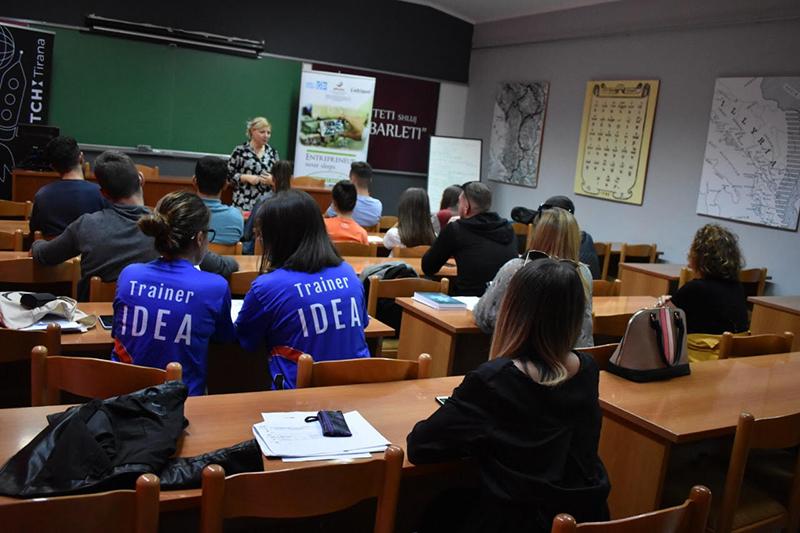 Bootcamp për sipërmarrjet në ICT | Meetup and Startup