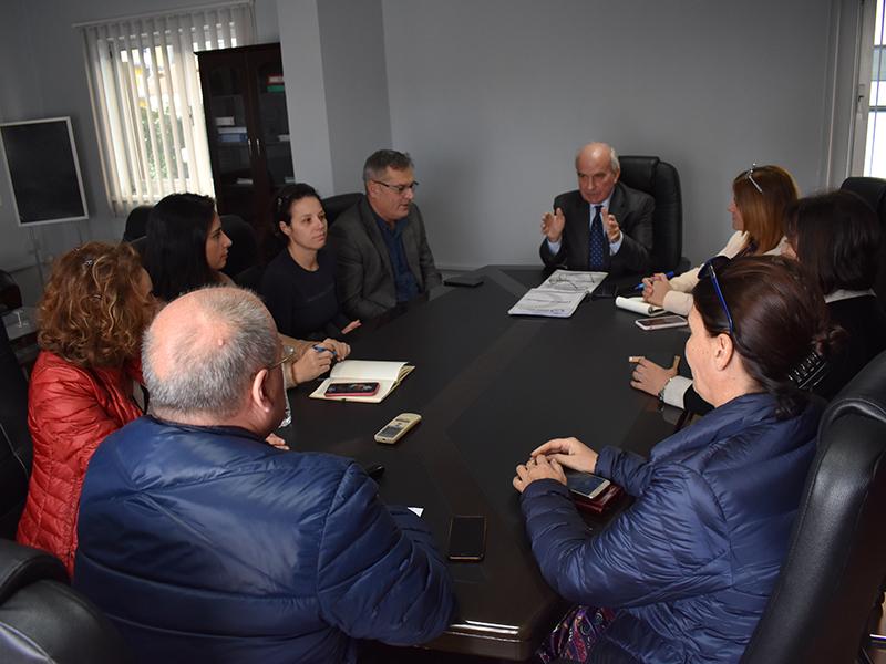 Universiteti Marin Barleti shton dhe riorganizon fakultetet