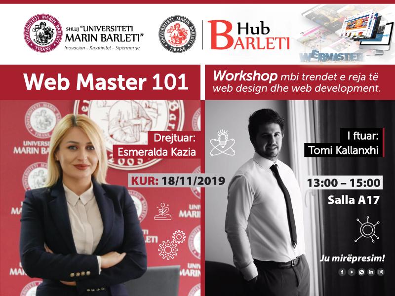 Web Master 101