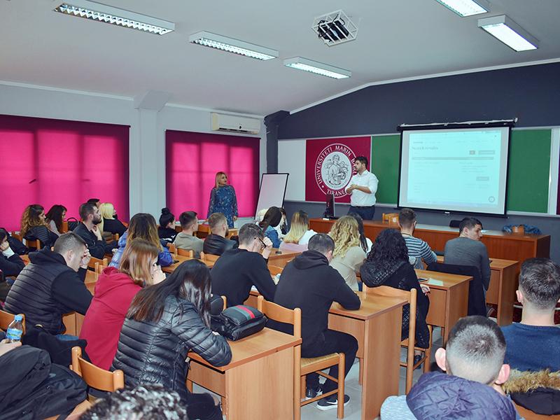 Web Master 101 | Workshop mbi trendet e reja të web design dhe web development.