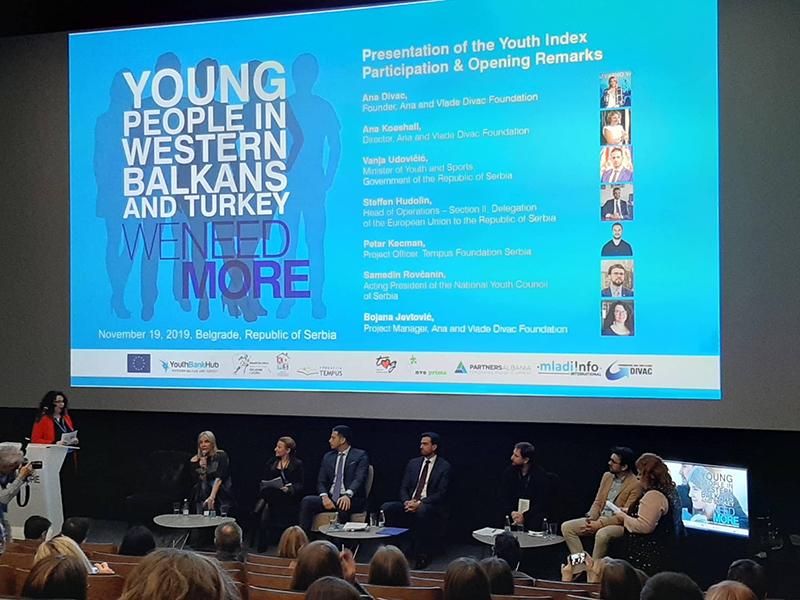 Të rinjtë në Ballkanin perëndimor dhe Turqi