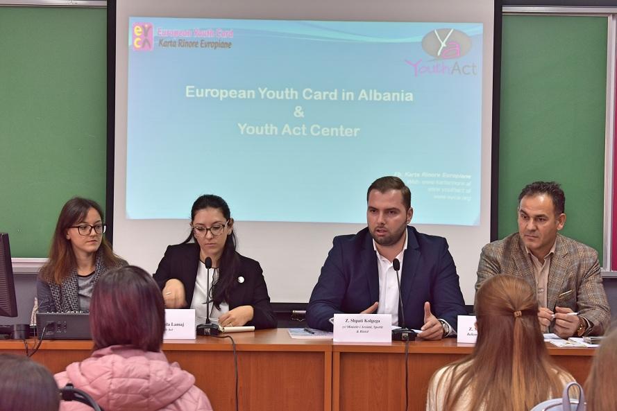Programet e mobilitetit për të rinjtë Shqiptarë.
