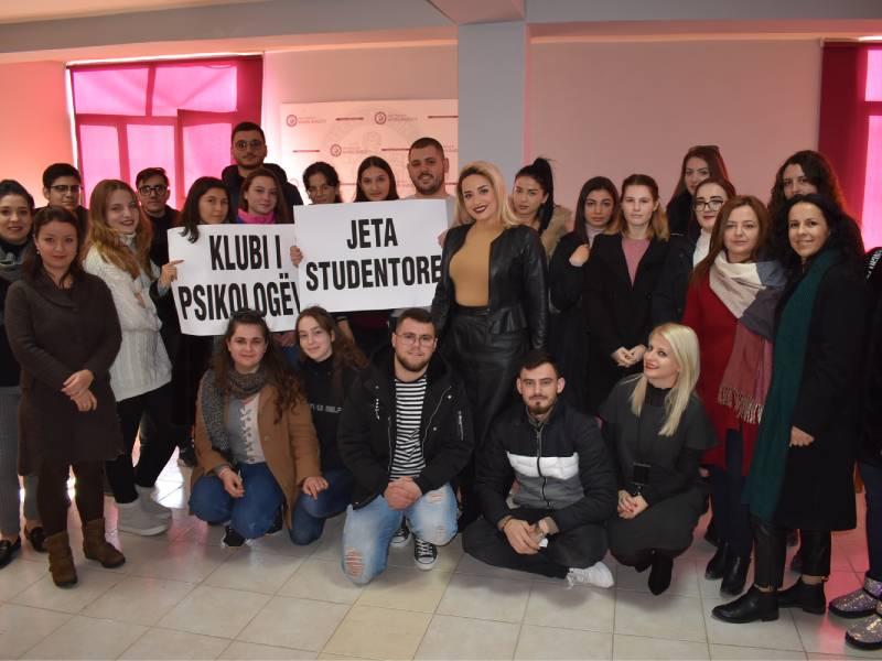 Klubi i Psikologëve në Universitetin Marin Barleti