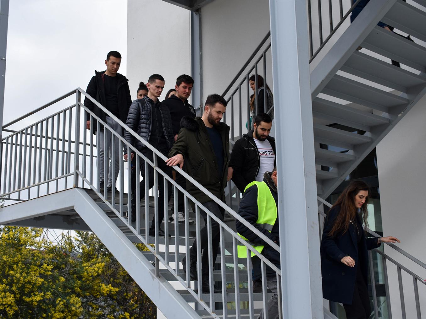 """Korpus Universitar"""" në Lundër, Njësia Administrative Farkë, Bashkia Tiranë"""