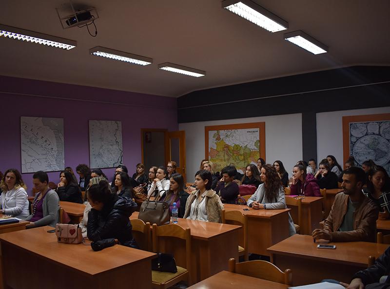 Takime të psikologëve në UMB