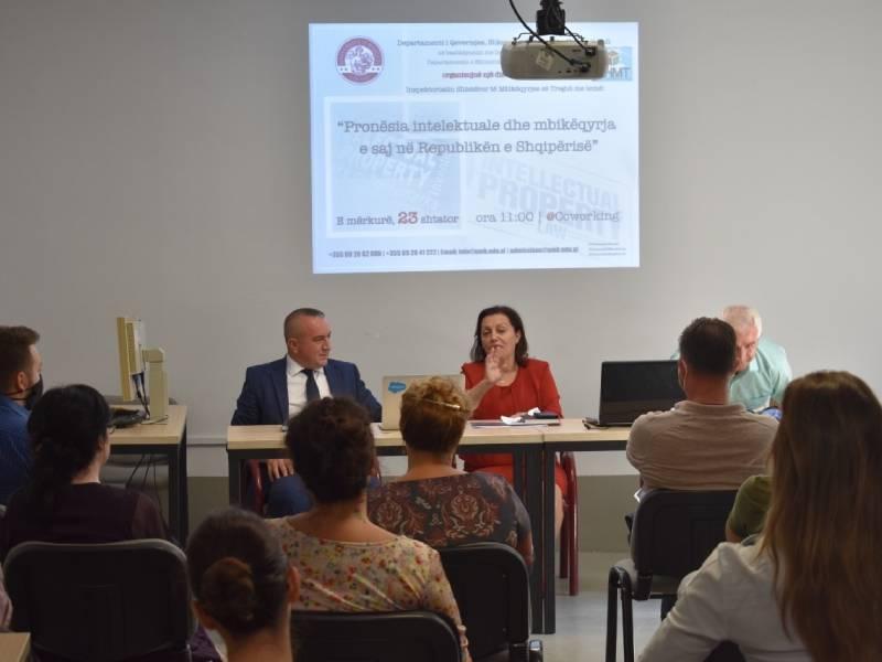 Pronësia Intelektuale dhe mbikëqyrja e saj në Republikën e Shqipërisë