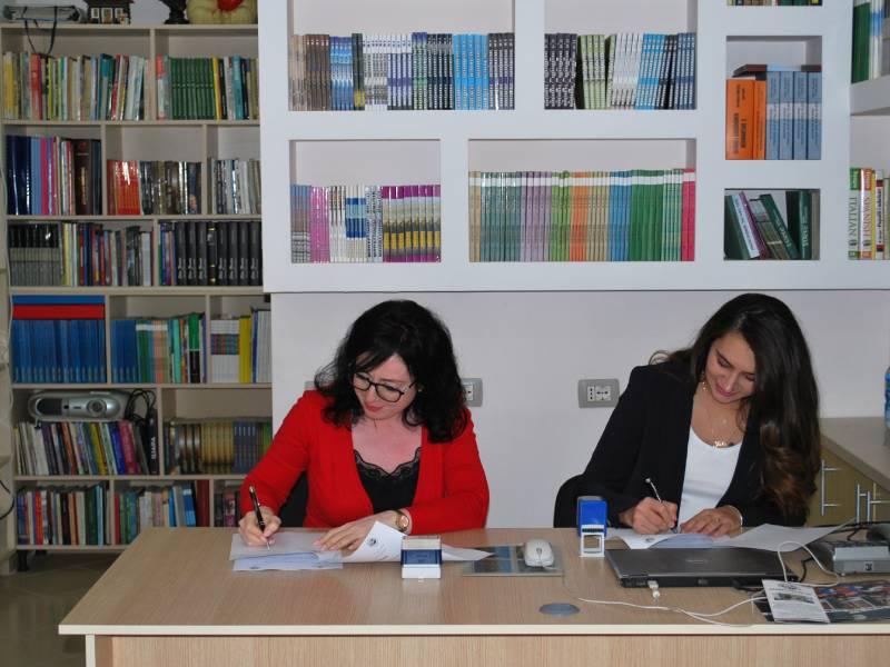 AIPA, nënshkroi marrëveshjen e bashkëpunimit me Qendrën Franklin.