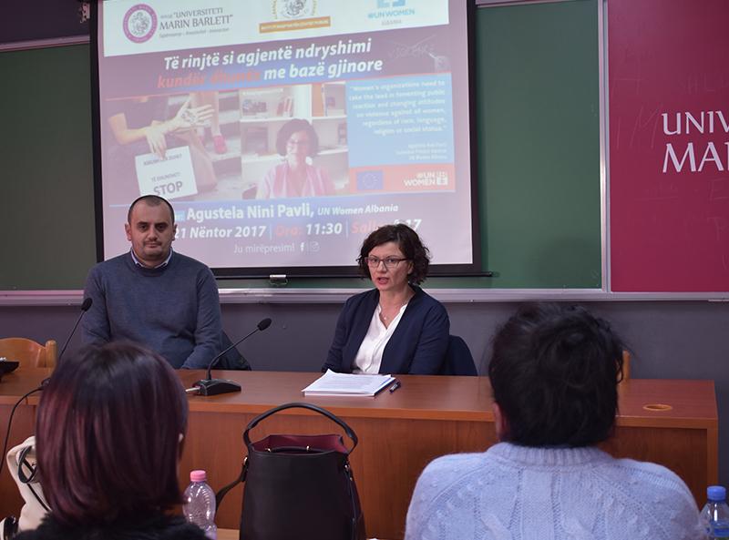 Auditori i Hapur - Të rinjtë si agjentë ndryshimi kundër dhunës me bazë gjinore