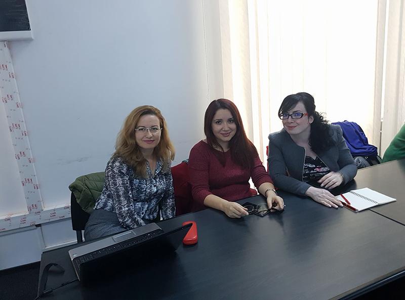 Vizitë studimore në Bukuresht