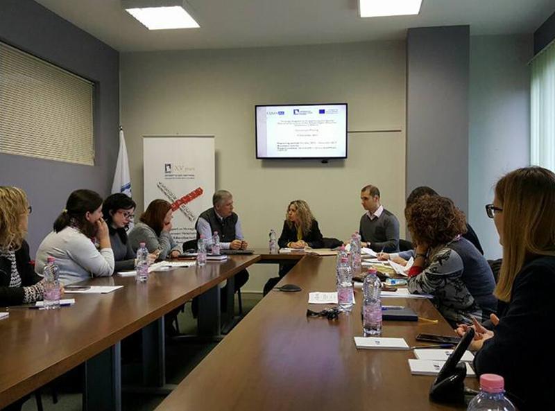 Vizitë monitoruese për projektin ERASMUS+