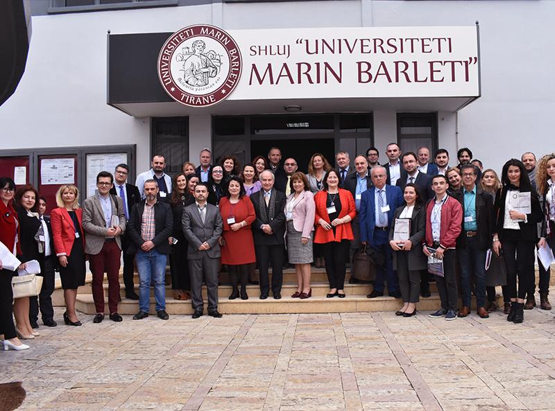 Përfundon me sukses Konferenca Shkencore Ndërkombëtare në UMB