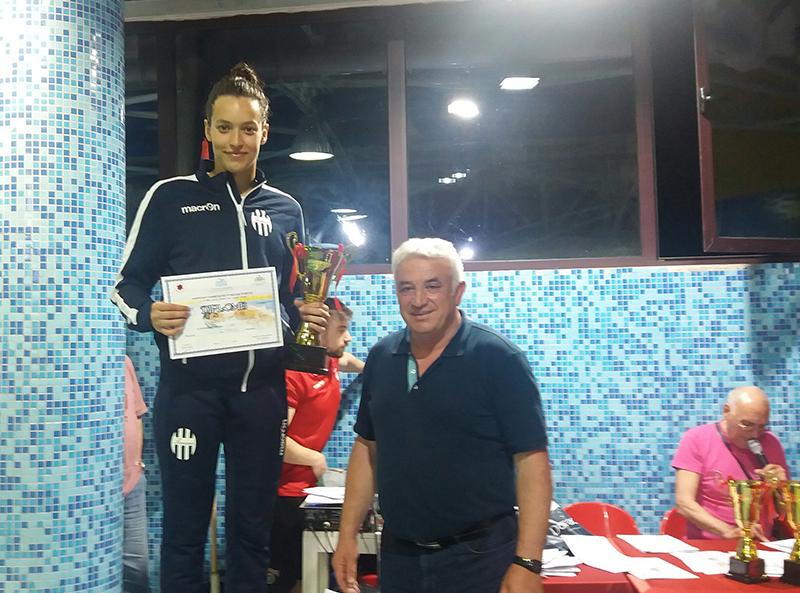 Fitues në Kampionatin Kombëtar të Notit