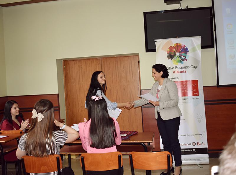 Creative Business Cup Albania, filloi me Raundin e Korçës