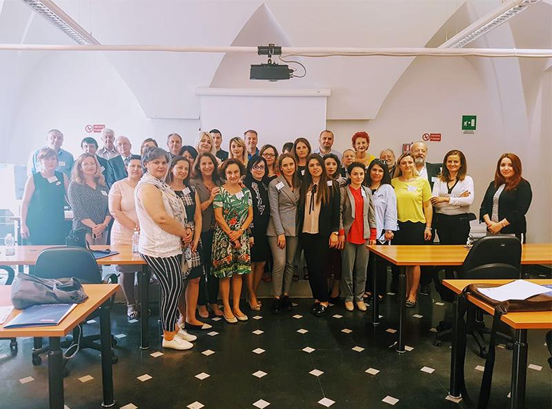 Vizitë studimore në Xhenova, Itali, 28-30 maj 2018