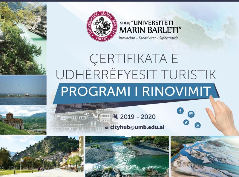 Programe rikualifikimi për profesionistët e guidimit turistik
