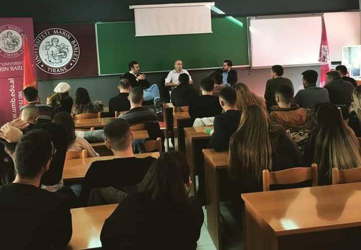 Movida.al në Barleti Talk