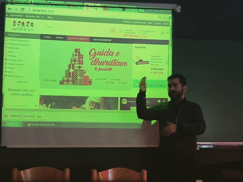 Si të zhvillojmë E-commerce në Shqipëri? Nga teoria në praktikë