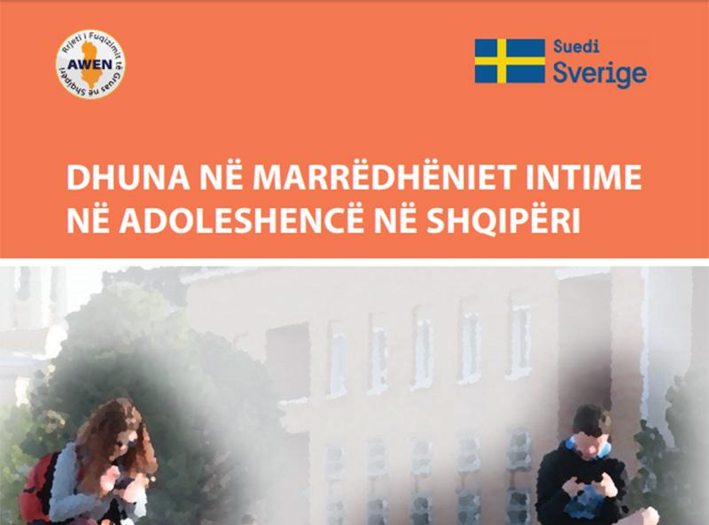 Dhuna në marrëdhëniet intime në adoleshencë në Shqipëri