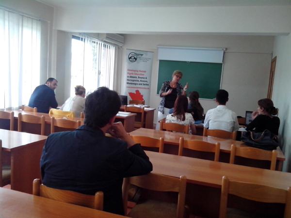 Projekti Gazetaria Qytetare, Përfaqësimi i të Margjinalizuarve