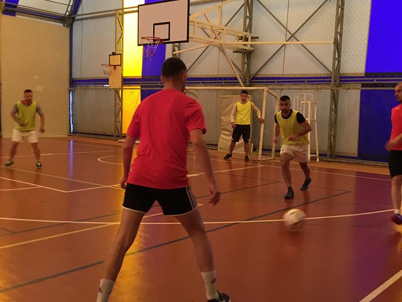 Fuqizimi i të rinjve nëpërmjet sportit