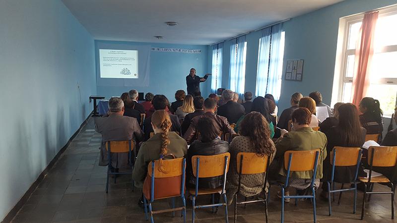 Trajnim me 40 drejtues të institucioneve të arsimit parauniversitar të Zyrës Arsimore-Mat