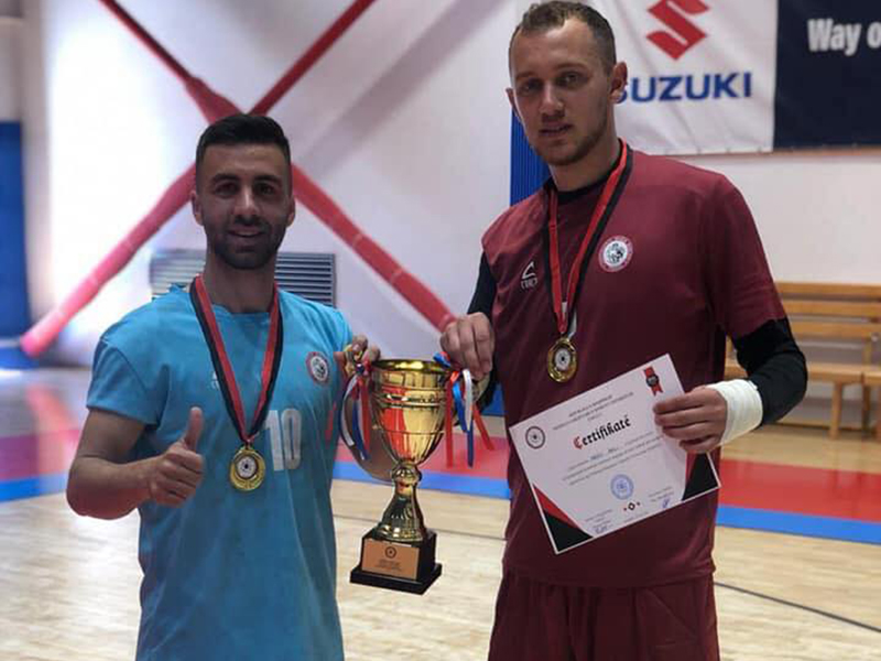 Kampionati Kombëtar i Sportit Universitar për Minifutboll