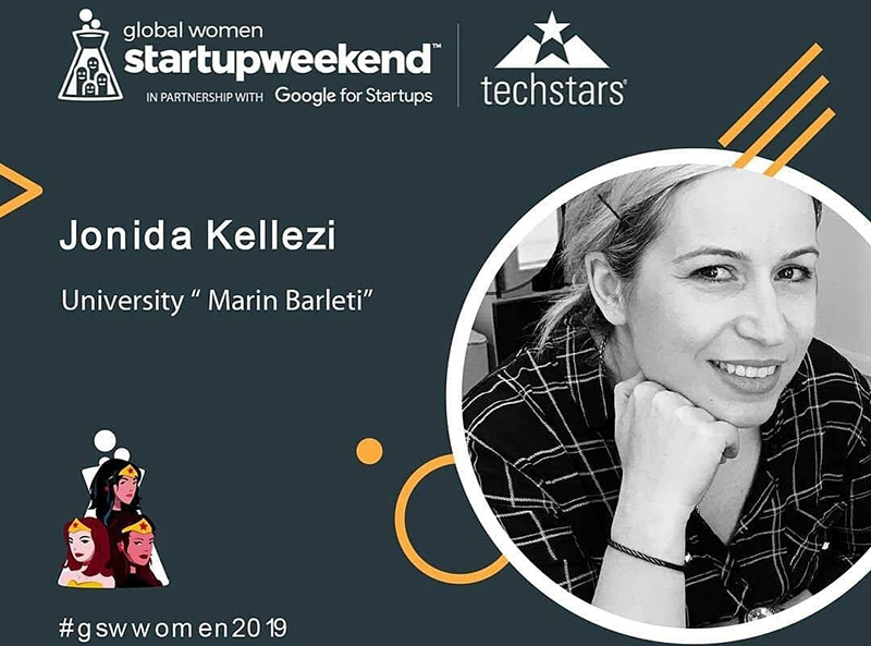 Techstars Startup Weekend Tirana Women