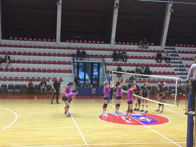 Barleti Volley fiton 3-1 kundër ekipit të Teutës