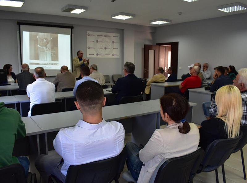 "Promovimi i Librit ""Fiziologjia Sportive"
